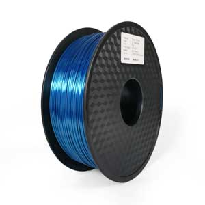 Silk-Like Deep Teal PLA