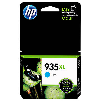 HP C2P24AN #935XL Cyan Ink Cartridge