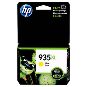 HP C2P26AN #935XL Yellow Ink Cartridge