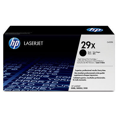 HP C4129X #19X High Yield Toner for LaserJet 5000