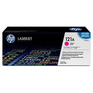 HP C9702A #121A Magenta Color LaserJet 1500, 2500 Smart Print Cartridge