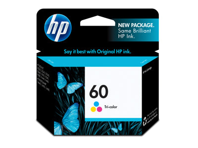 HP CC643WN #60 Colour Ink Cartridge
