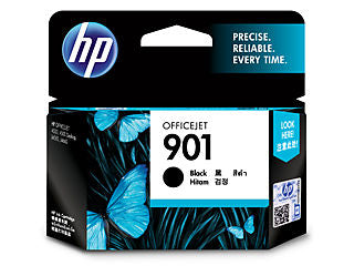 HP CC653AN #901 Black Ink Cartridge For Officejet 4500
