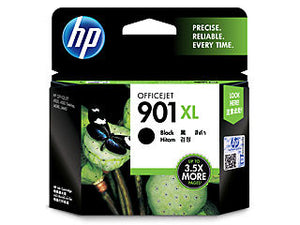 HP CC654AN #901XL Black Ink Cartridge For Officejet 4500