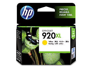 HP CD974AN #920XL Yellow Officejet Ink Cartridge