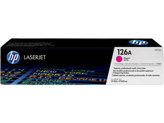 HP CE313A #126A Magenta Toner For Color Laserjet Pro CP1025nw