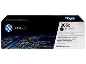 HP CE410X #305X Black HT Toner For Colour Laserjet Pro M451/M475