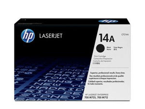 HP CF214A #14A Toner for LJ 700 MFP M712 TONER