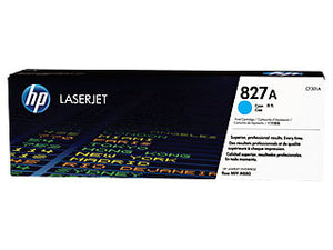 HP CF301A #827A Cyan Toner For Laserjet M880