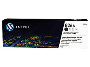 HP CF310A #826A Black Toner For M855dn/m855xh/m855x+ Nfc