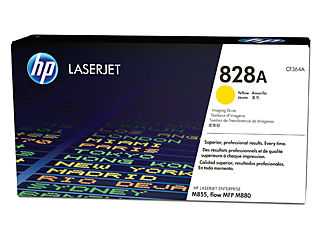 HP CF364A #828A Yellow Drum For Laserjet M855 Series