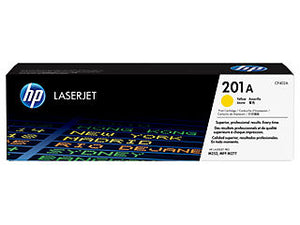 HP CF402A #201A Yellow Toner For M252dw /M277dw