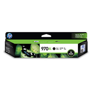 HP CN625AM #970XL Black Ink For Officejet Pro X Series