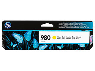 HP D8J09A HP #980 Yellow Ink Cartridge For M585z/ M585dn/ M585f