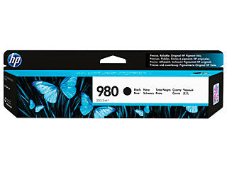 HP D8J10A HP #980 Black Ink Cartridge For M585z/ M585dn/ M585f