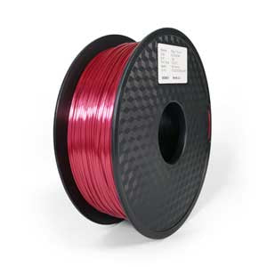 Silk-Like Brick Red PLA