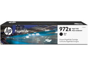 HP F6T84AN HP #972X Black High Yield Pagewide Ink Cartridge