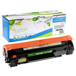 Alternative toner for use with HP Laserjet P1505 #36A CB436A