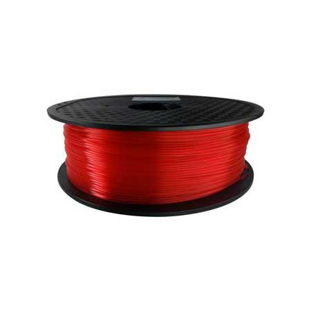 TPU Flexible Red .8Kg