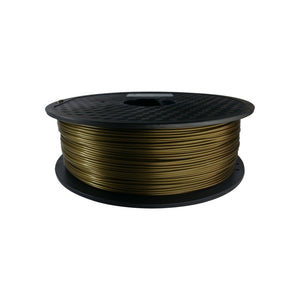 PLA Frosted Bronze Filament 1Kg