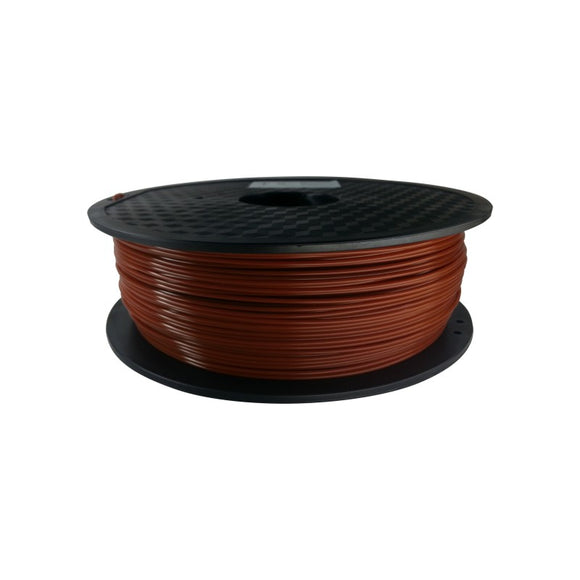PLA Brown Filament 1Kg