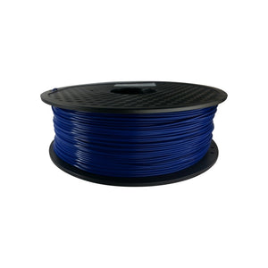 PLA Dark Blue Filament 1Kg