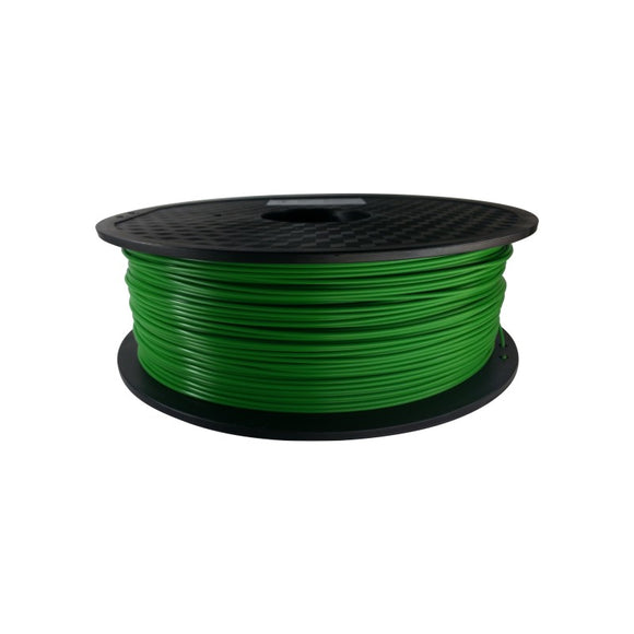 PLA Dark Green Filament 1Kg