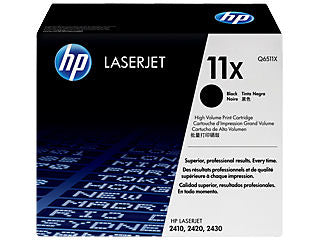 HP Q6511X #11X Black HY Toner For Laserjet 2400 Series