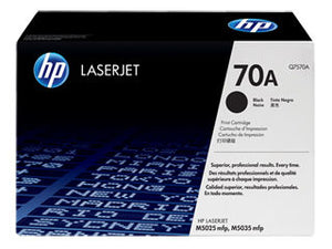 HP Q7570A #70A Black Toner For Laserjet M5035