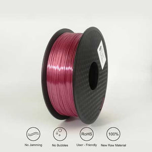 PLA Silk Like Wine Red 1Kg