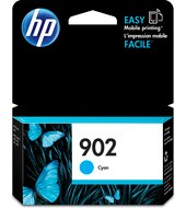 HP T6L86AN HP #902 Cyan Ink Cartridge