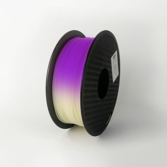 PLA Light Change White-Purple 1Kg