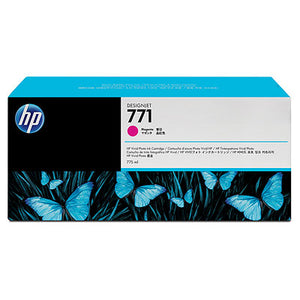 HP B6Y17A #771A 775ml Magenta Ink Cartridge