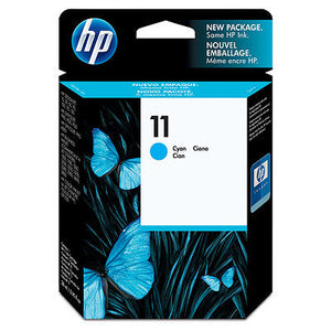 HP C4836A HP #11 Cyan Cartridge For Deskjet 2200/50/50tn