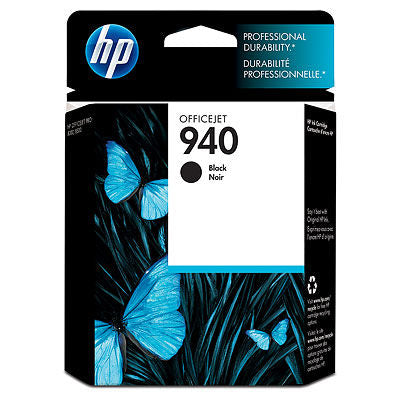 HP C4902A #940 Black Ink Officejet Pro 8000