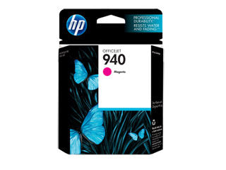 HP C4904A #940 Magenta Ink Officejet Pro 8000