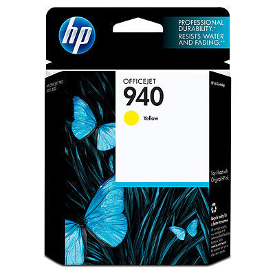 HP C4905A #940 Yellow Ink Officejet Pro 8000
