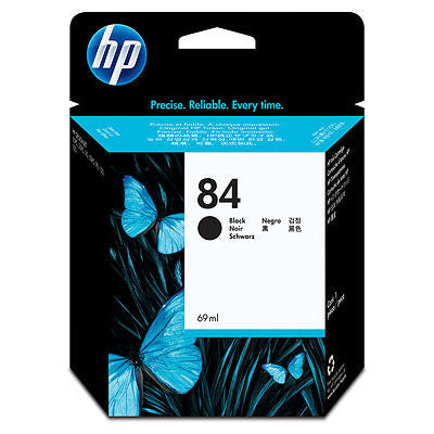 HP C5016A HP #84 Black Ink Cartridge