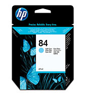 HP C5017A HP #84 Lt Cyan Ink Cartridge