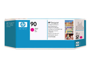 HP C5056A HP #90 Magenta Printhead And Cleaner