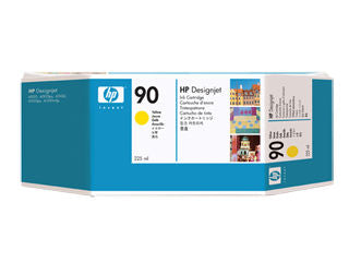 HP C5064A HP #90 Yellow 225ml Ink Cartridge