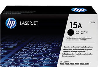HP C7115A #15A Toner for LaserJet 1200
