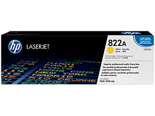HP C8552A #822A Yellow Toner for Colour LaserJet 9500