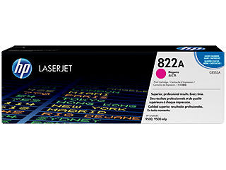HP C8553A #822A Magenta Toner for Color LaserJet 9500