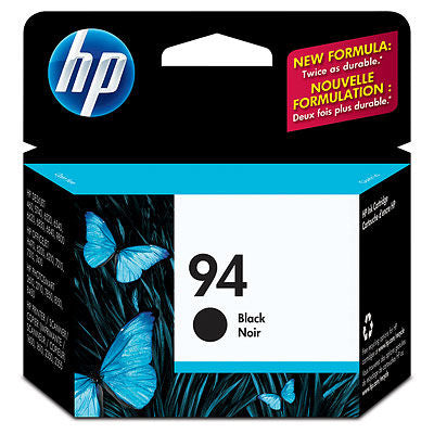 HP C8765WN#140 HP #94 Black Print Cartridge