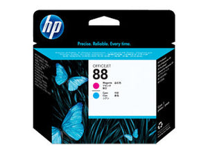 HP C9382A HP #88 Magenta And Cyan Printhead