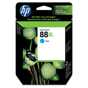 HP C9391AN#140 HP #88XL Large Cyan Ink Cartridge