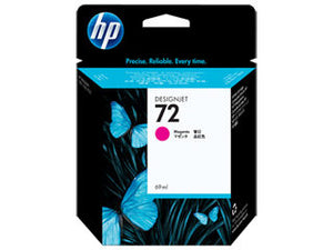 HP C9399A HP #72 69ml Magenta Ink Cartridge