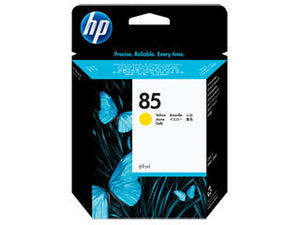 HP C9427A HP #85 Yellow Ink Cartridge (Designjet 30 / 130)