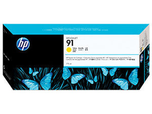 HP C9469A HP #91 775ml Yellow Cartridge